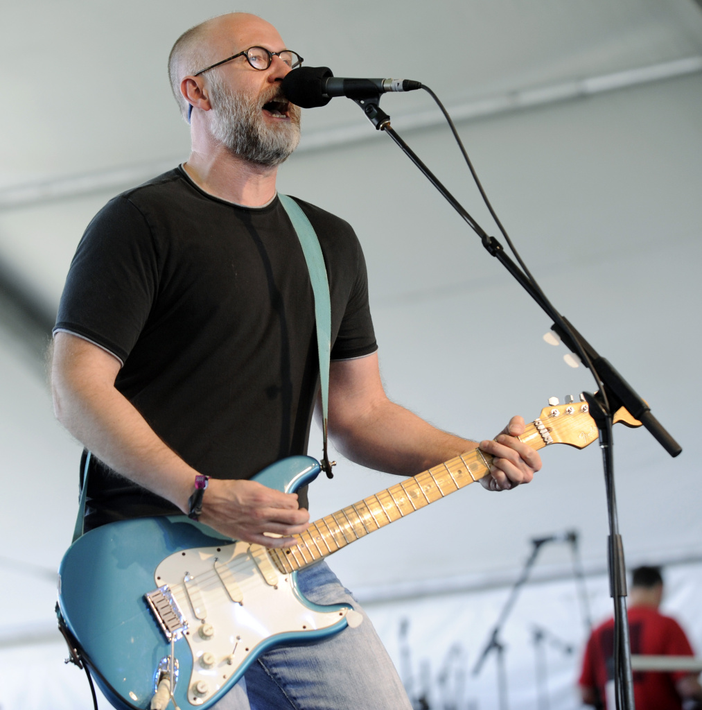 Bob Mould performs during the second day of the Coachella Valley Music & Arts Festival in Indio, Calif., Saturday, April 18, 2009.