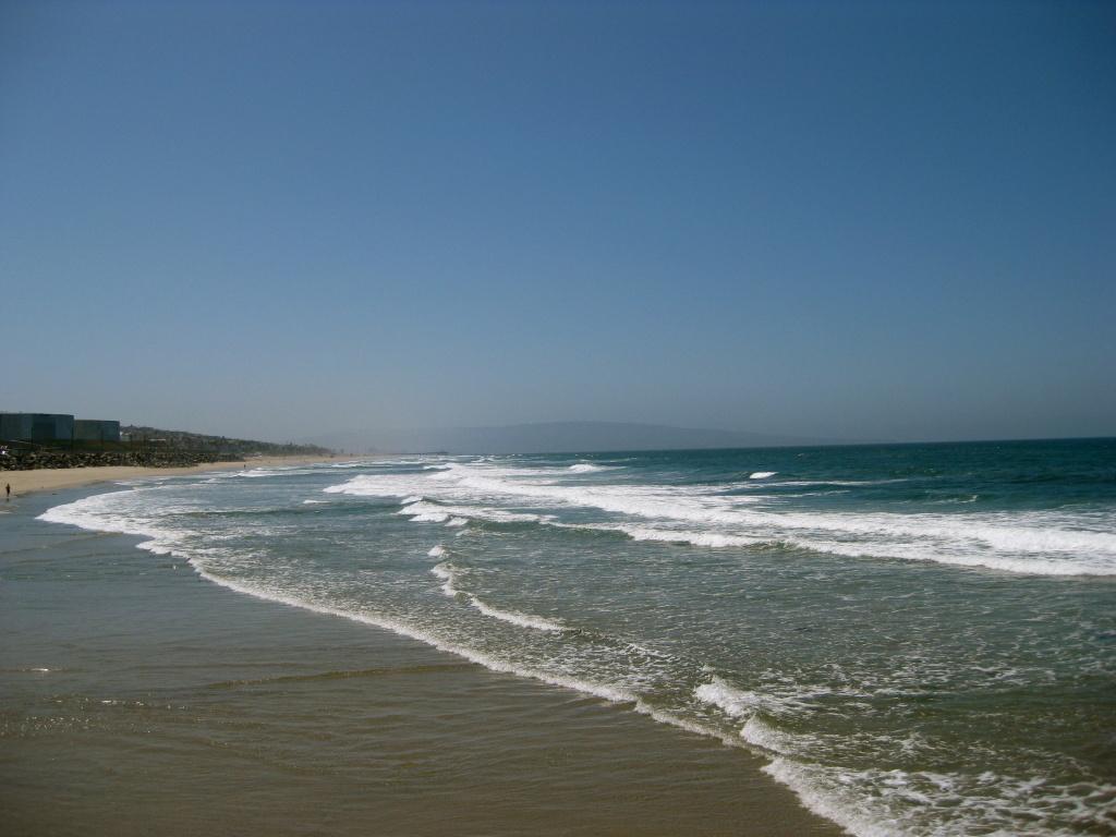 El Segundo beach.