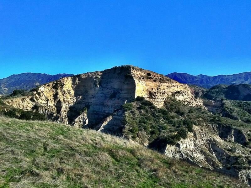 The beautiful countryside around Limestone Canyon Regional Park was the site of a manhunt.