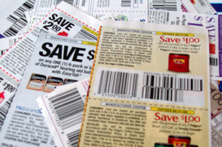 Coupons are all the rage during the recession