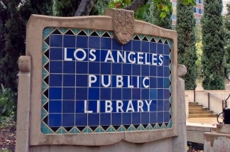 The Los Angeles Public Library.