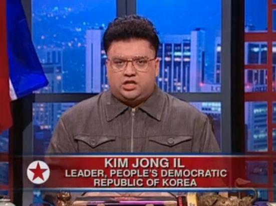 Saturday Night Live parodies Kim Jung Il.