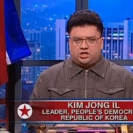 SNL does Kim Jung Il