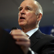 Beginning today, Gov. Jerry Brown will appear in campaign television ads but they won't be for his reelection. Instead, he'll urge support for a $7.5 billion water bond and a rainy-day ballot measure.