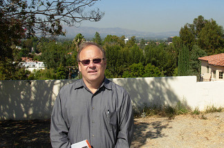Kevin Roderick, local historian and host of laobserved.com, on the former Burroughs estate in Tarzana, named for Edgar Rice Burroughs' most famous character.