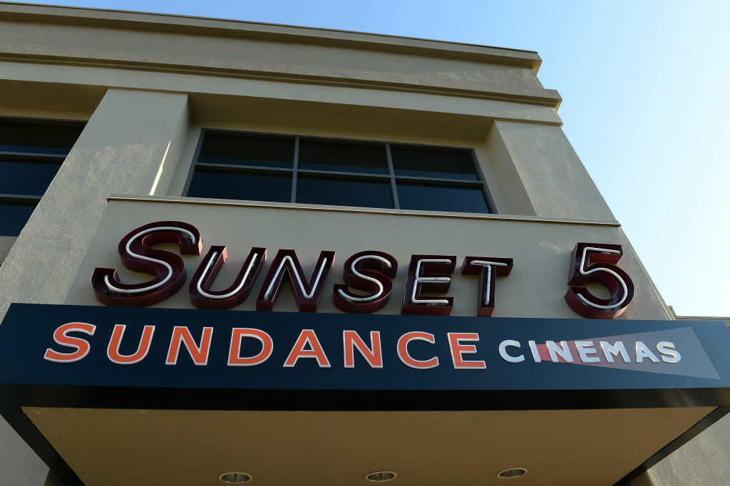 A general view of the Sundance Cinema's Opening Night at the Sundance Cinemas on August 29, 2012 in Los Angeles, California. The newly remodeled theater opens for business Friday.