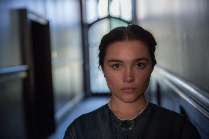 Florence Pugh in