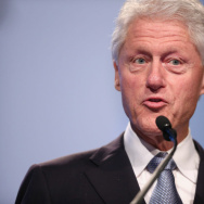 Former President Bill Clinton Gives Closing Remarks At The Int'l AIDS Conference