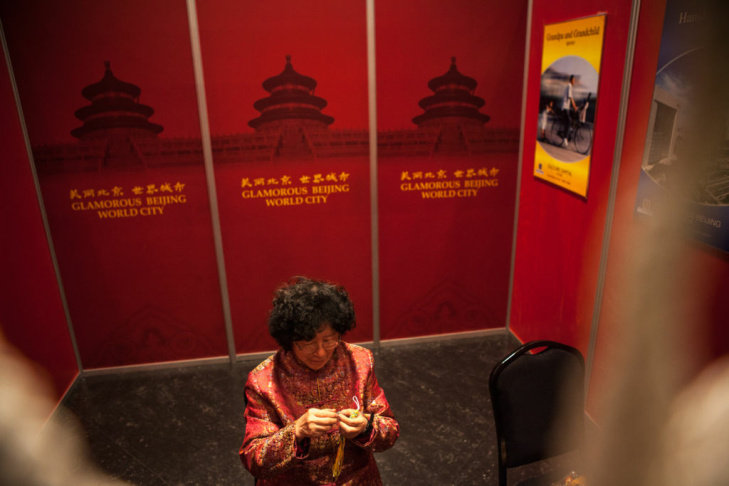 Beijing Culture Fair Universal Studios - 08