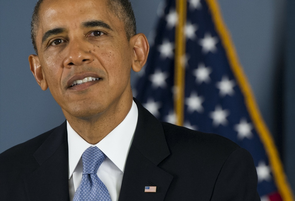 President Barack Obama will arrive in Los Angeles on Thursday.