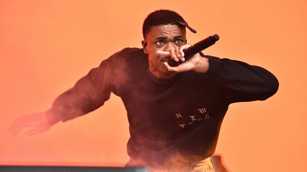 Vince Staples released