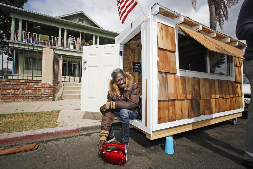Take Two 174 San Jose To Build Tiny Houses As Temporary