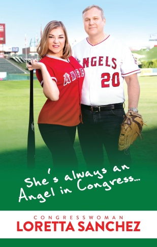 Loretta Sanchez' 2014 holiday card