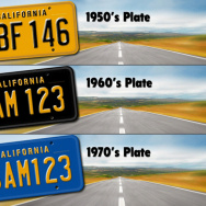 The California DMV is taking preorders for three different classic designs under the state's new legacy license plate program. Any plate that receives at least 7,500 preorders by Jan. 1, 2015, will be made available to motorists for $50 — it's the same cost for sequential and vanity plates.