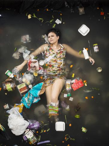 7 Days of Garbage - Dana