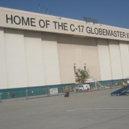 The Boeing C-17 plant in Long Beach employed 5,000 people, but production of the cargo plane is winding down.