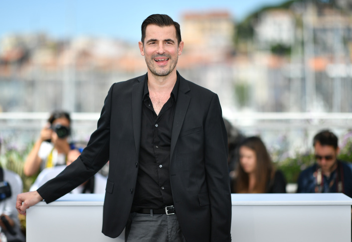 Danish actor Claes Bang at the 2017 Cannes Film Festival.
