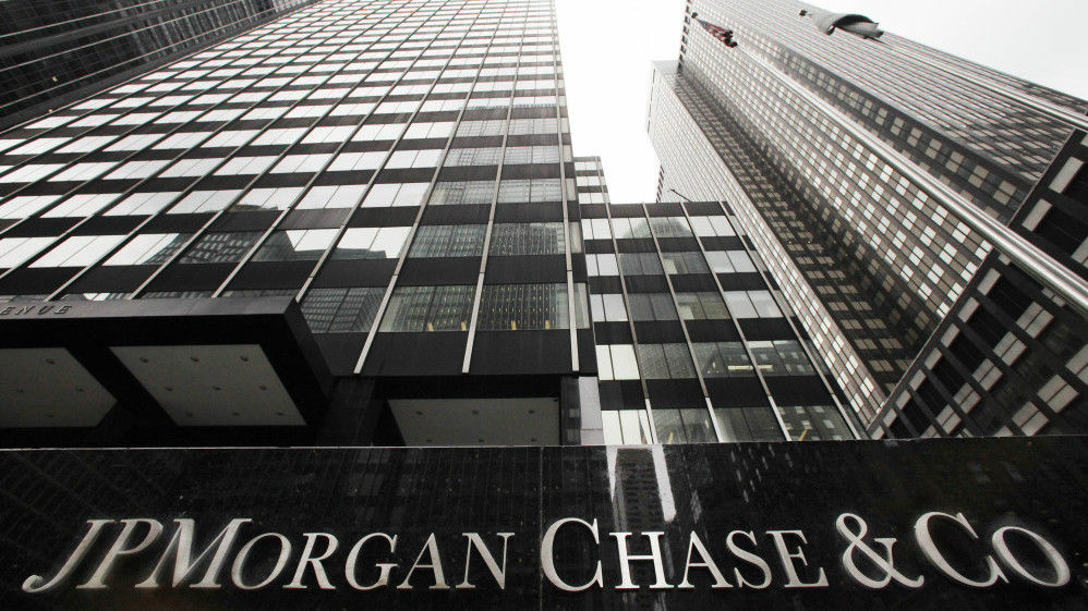JPMorgan Chase offices.