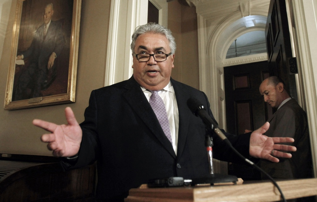 Timeline: The FBI's investigation of Ron Calderon