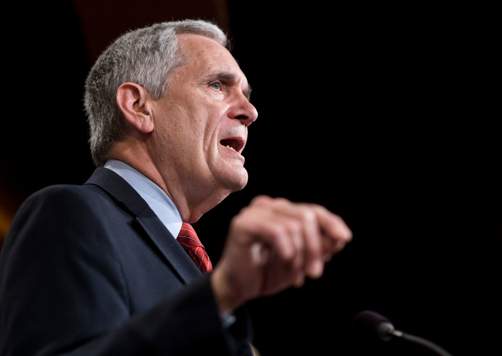 Rep. Lloyd Doggett, D-Texas, is promoting a campaign to get the National Institutes of Health to exercise the patent rights it already owns in regards to certain drugs to bring down their price.