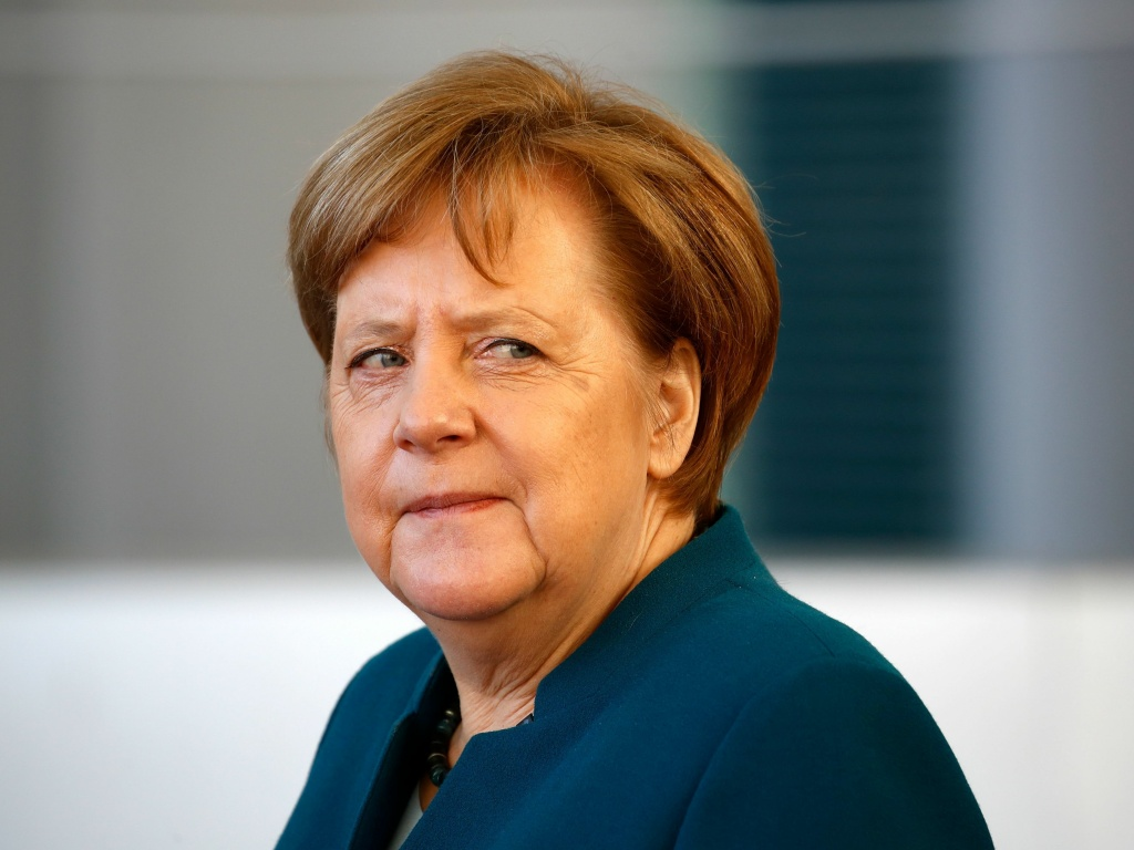 German Chancellor Angela Merkel has had to readjust her government's approach to trans-Atlantic relations.