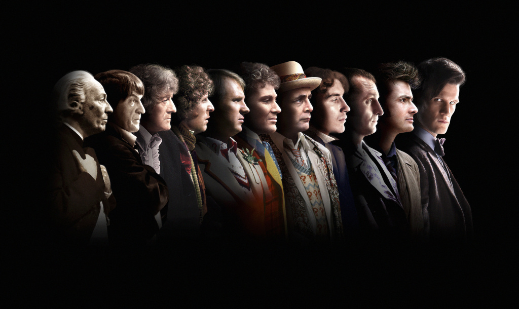 The 11 Doctors of