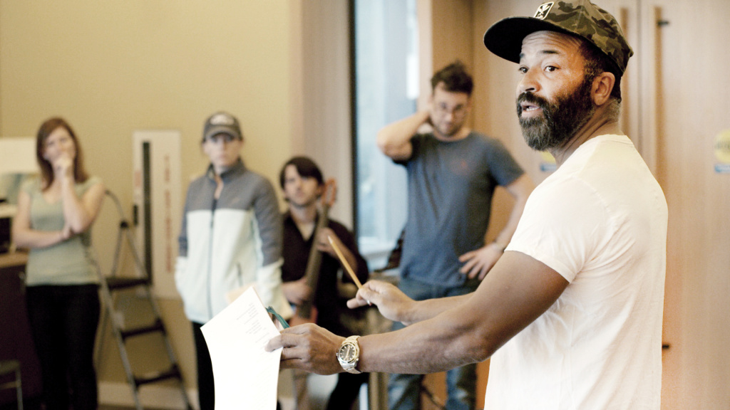 Actor Jeffrey Wright produced the HBO film,
