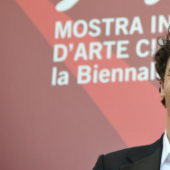 "James Franco poses during the photocall of ""Sal"" at the 68th Venice Film Festival on September 4, 2011 at Venice Lido."