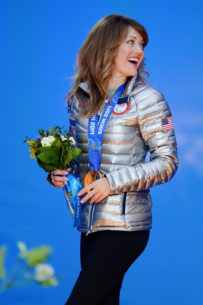 Dancing With The Stars Next For Snowboarder Amy Purdy