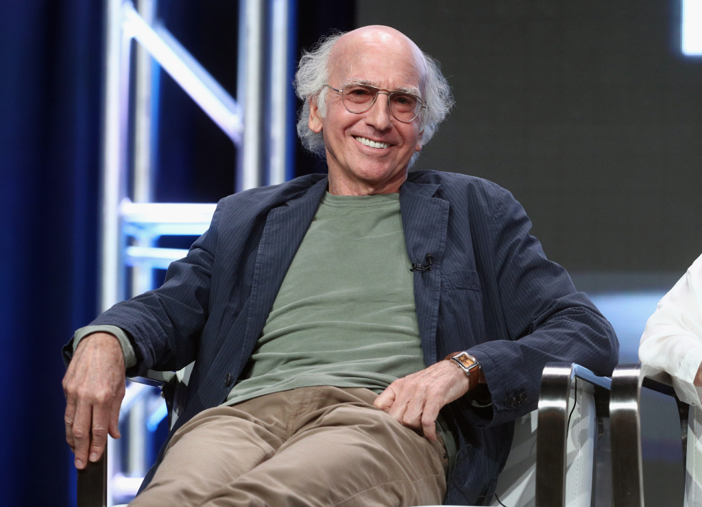 Creator/executive producer Larry David of