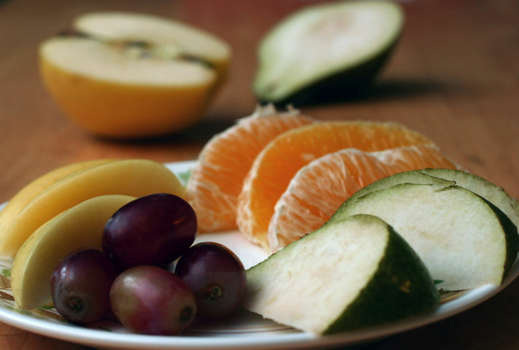 Fruit is a major part of the Paleo Diet.