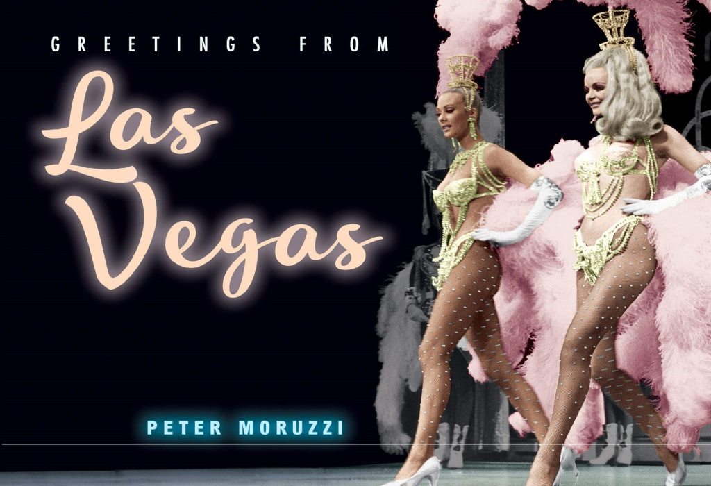 Greetings From Las Vegas by Peter Moruzzi