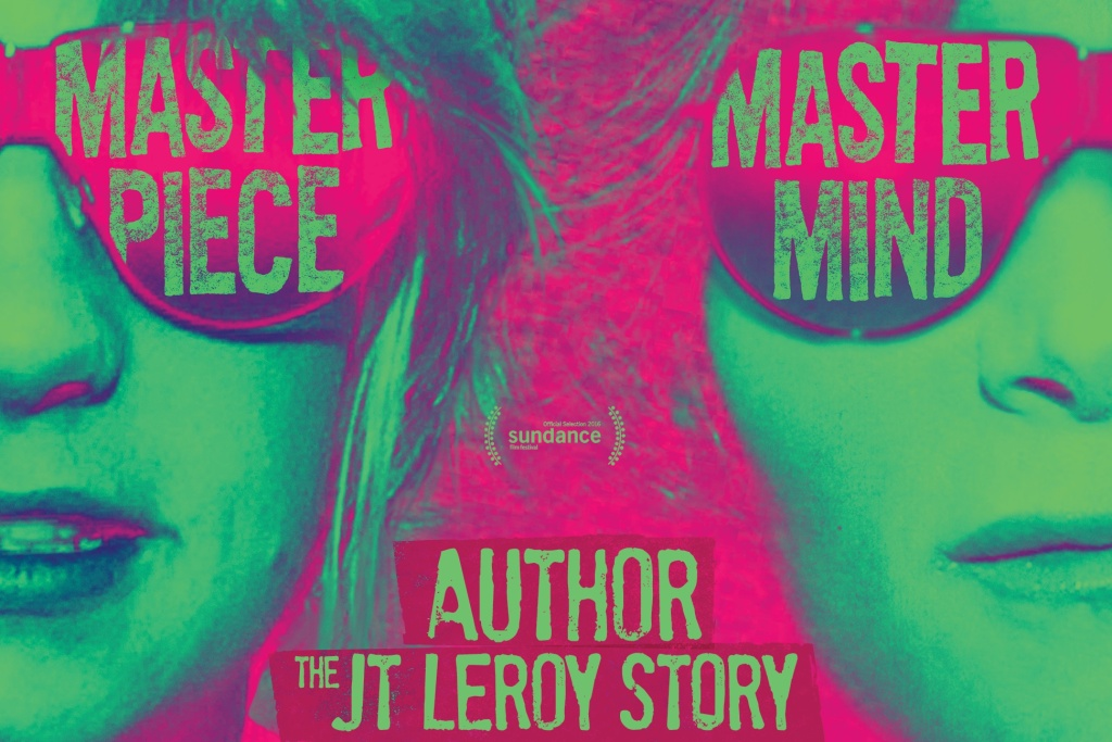 AUTHOR: THE JT LEROY STORY, a Magnolia Pictures release.