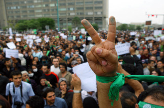 iranian protests 2009