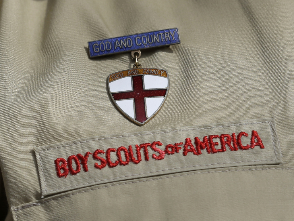 Faced with hundreds of sexual abuse lawsuits, the Boy Scouts of America has filed for bankruptcy.