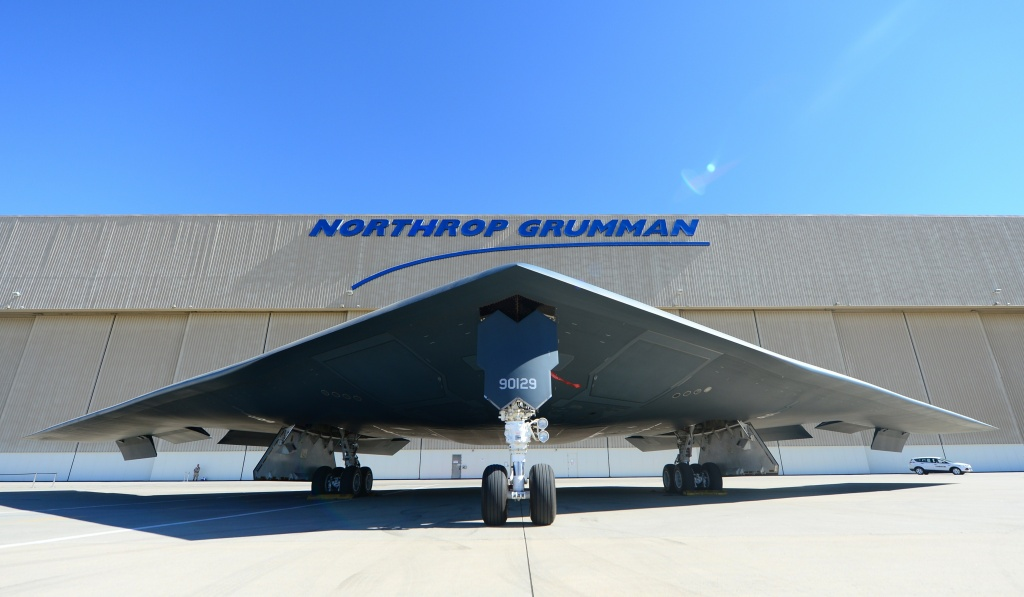 Pentagon Picks Northrop Grumman To Build Next Big Bomber