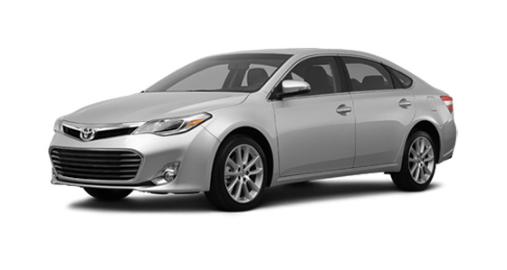 KPCC Sweepstakes Prize: A brand new 2013 Toyota Avalon XLE Touring.