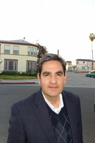 Jose Gardea, chief of staff to City Councilman Ed Reyes, is running to succeed his boss.
