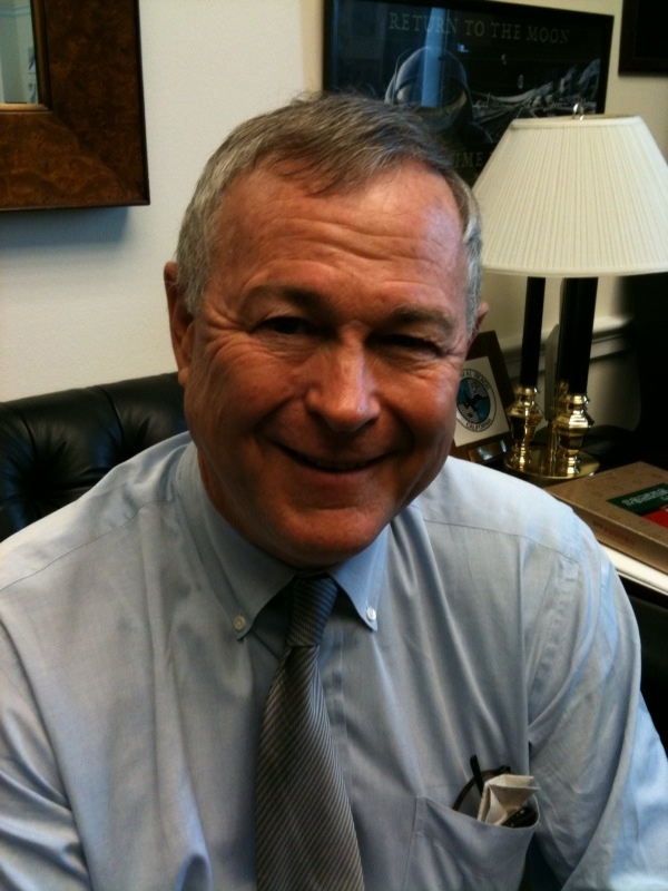Orange County Congressman Dana Rohrabacher - an outspoken opponent of illegal immigration - is the subject of reports that he traded harsh words with constituents who visited his office to discuss the issue.
