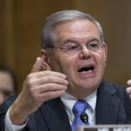 Sen. Robert Menendez, a Democrat from New Jersey.