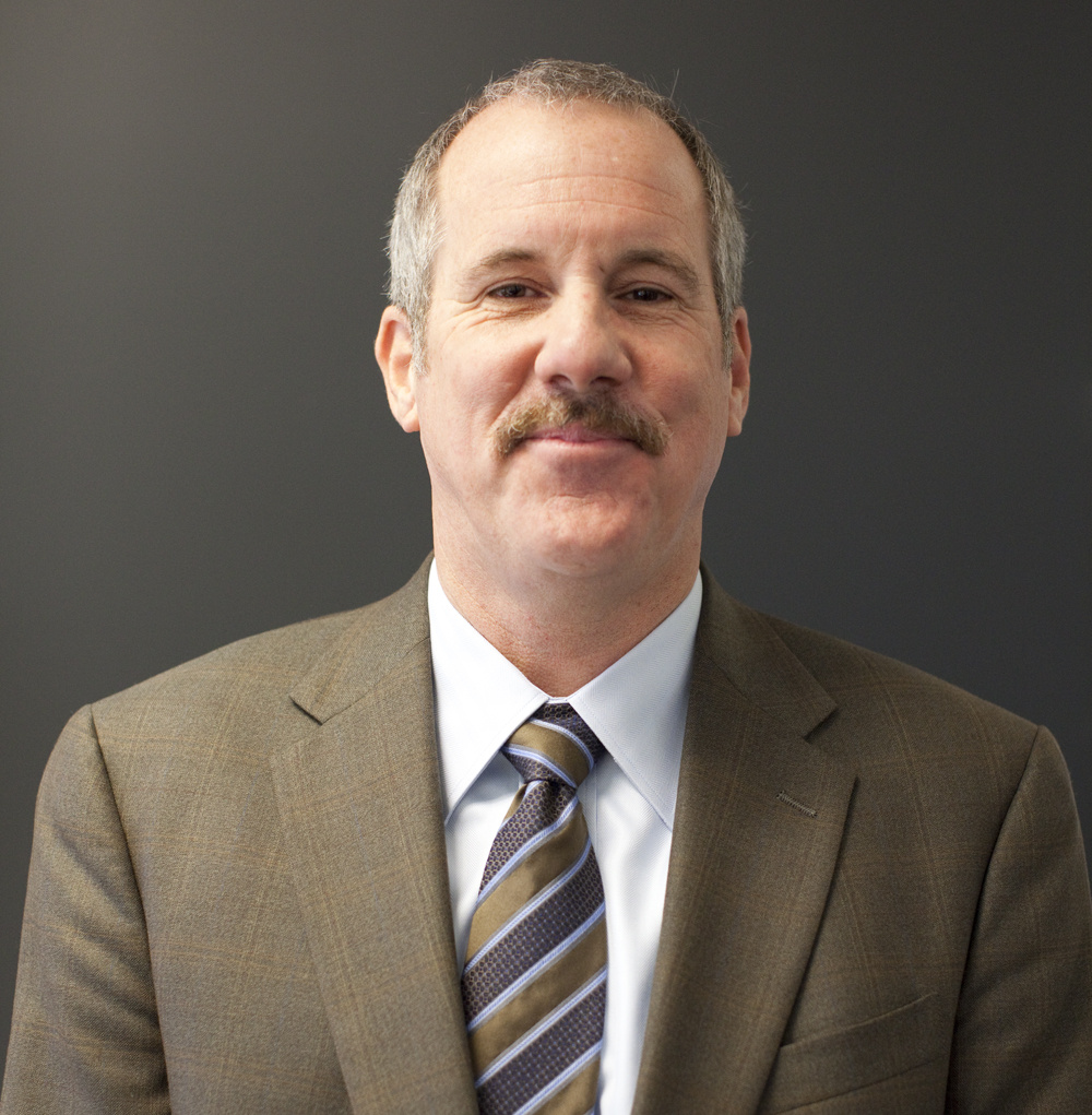 Russ Stanton, the new Vice President of Content for KPCC