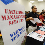 California Unemployment Tied For Highest In U.S. At 9.8 Percent