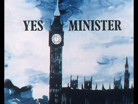 Yes, Prime Minster is based the original British show, Yes Minister