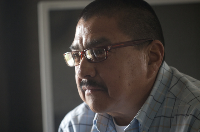 Pete Marin, 52, served 18 years for petty theft under California's 1994 Three Strikes law.