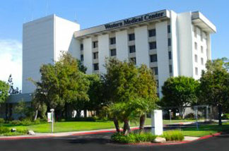 Western Medical Center in Anaheim is one of four hospitals who will come under the control of Chaudhuri and Silver Point Partners.