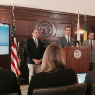 Garcetti budget statement