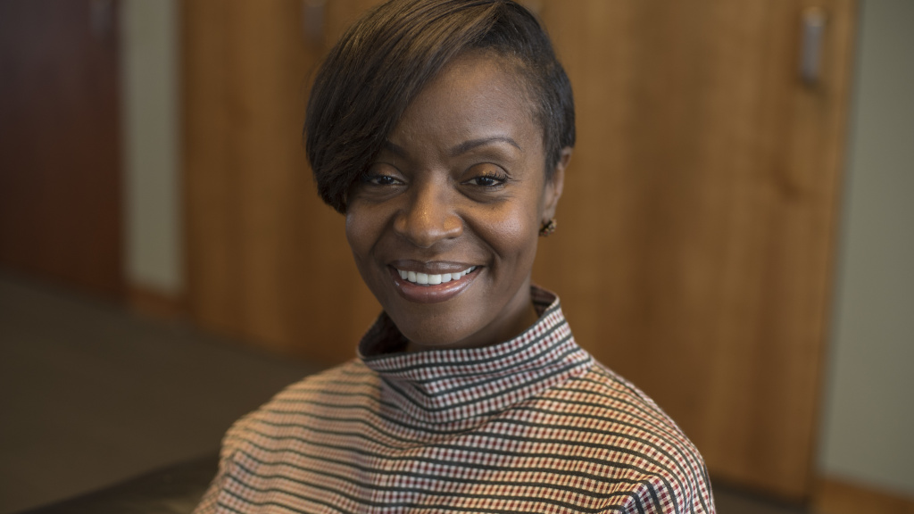 Karen Baynes Dunning is the interim director of the Southern Poverty Law Center.
