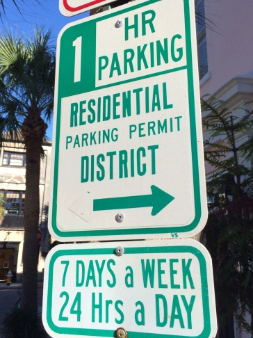 New Design for Los Angeles Parking Signs