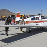 Mooney M20E airplane