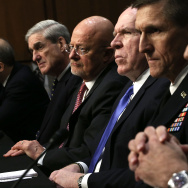 Senate Intelligence Committee Holds Hearing On Current And Projected Threats To U.S.